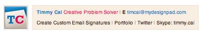 MYDESIGNPAD Signature design 2012