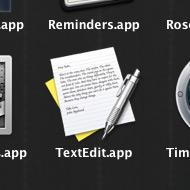 TextEdit app