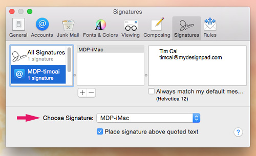 how to send text messages from mac el capitan